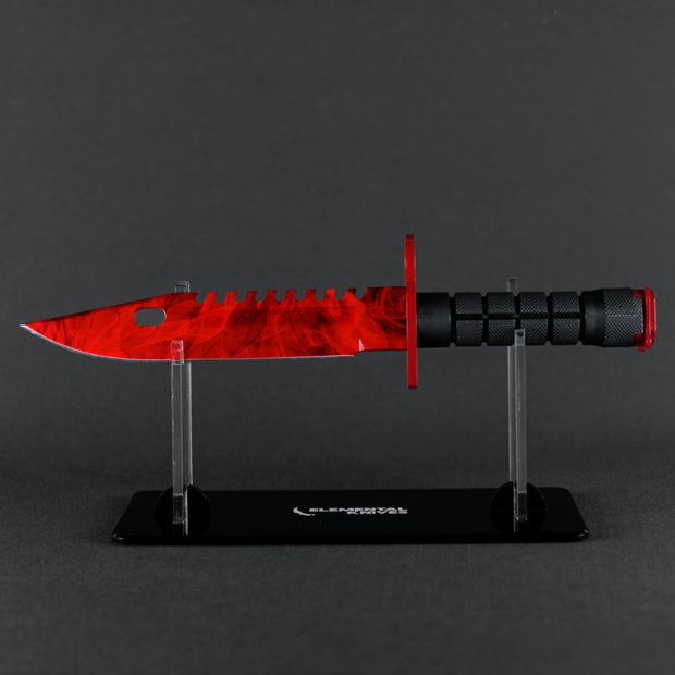 Ruby M9 Bayonet-Real Video Game Knife Skins-Elemental Knives