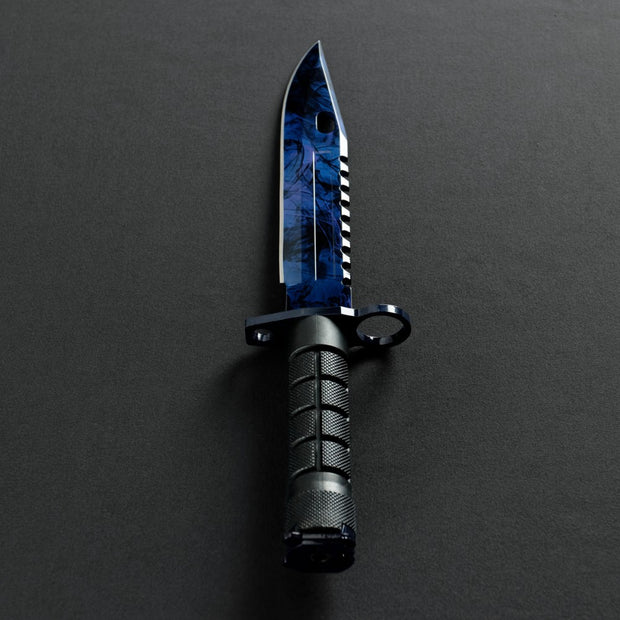Black Pearl M9 Bayonet-Real Video Game Knife Skins-Elemental Knives