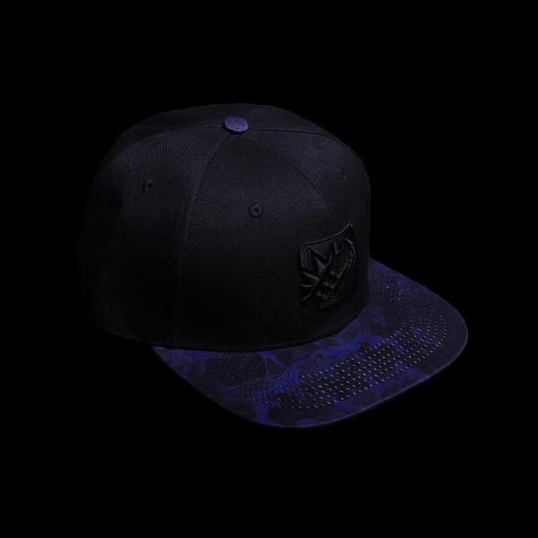 Black Pearl Flashbang Snapback-Real Video Game Knife Skins-Elemental Knives