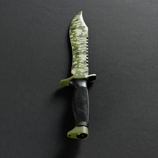 Boreal Forest Bowie Knife-Real Video Game Knife Skins-Elemental Knives