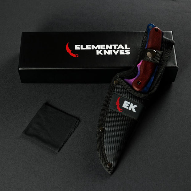 Doppler Phase 2 Gut Knife-Real Video Game Knife Skins-Elemental Knives