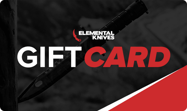 EK Gift Card-Real Video Game Knife Skins-Elemental Knives