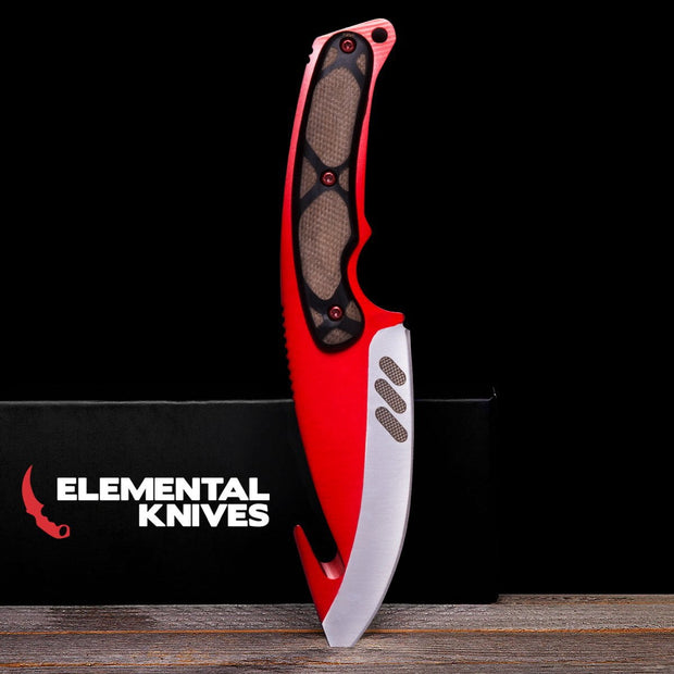 Autotronic Gut Knife-Real Video Game Knife Skins-Elemental Knives