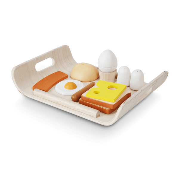 Breakfast Menu<br> PlanToys