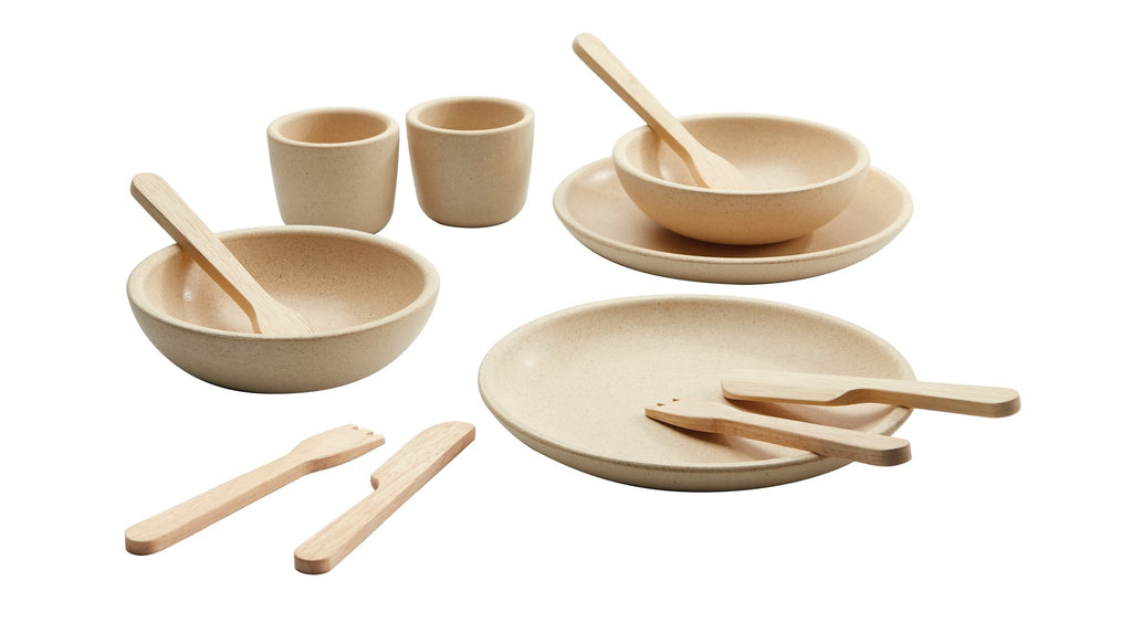 Tableware Set<br> PlanToys
