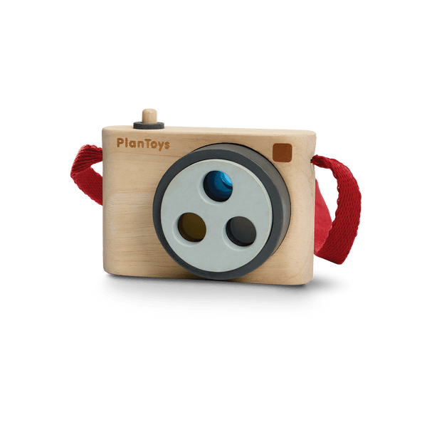 Colored Snap Camera<br> PlanToys