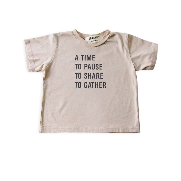 A Time Tee