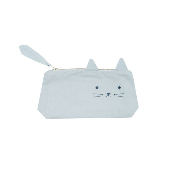 Cuddly Cat Pencil Case <br> Fabelab