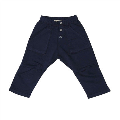 button fly trouser