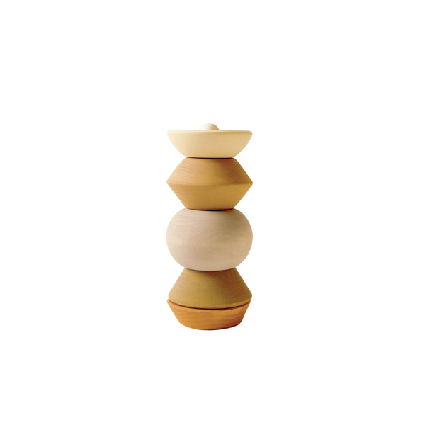 Big Ball Sculpture Stacking Tower <br>Raduga Grez