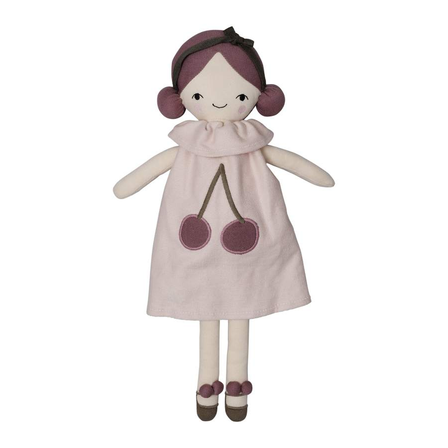 Organic Doll - Cherry Pie<br>Fabelab