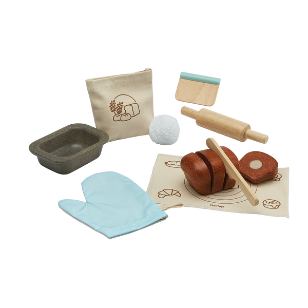 Bread Loaf Set <br> Plan Toys