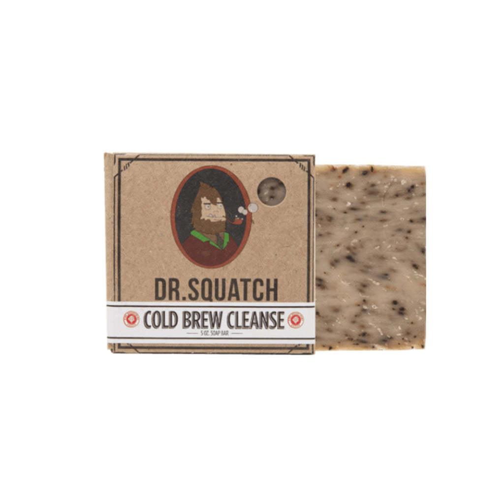 Cold Brew Cleanse Soap -  Dr. Squatch