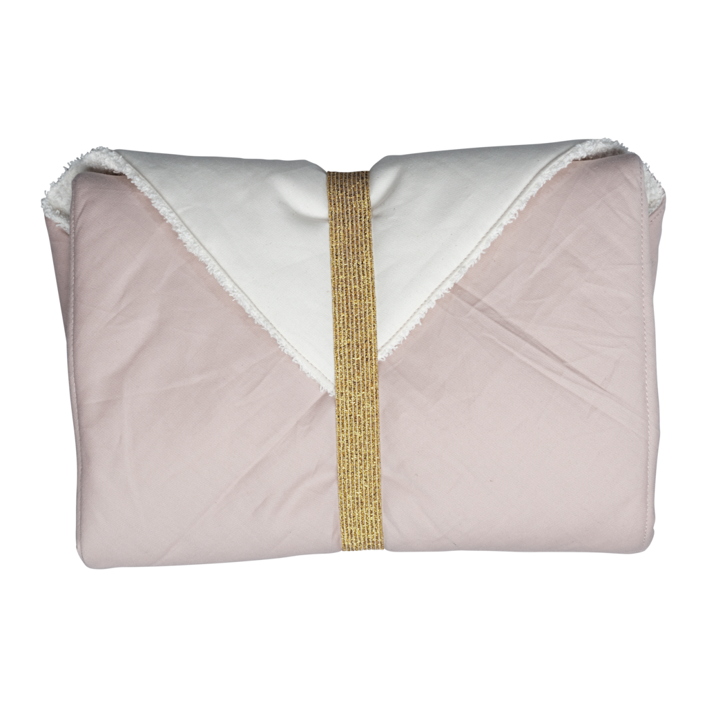 Changing Pad Mauve<br> Fabelab