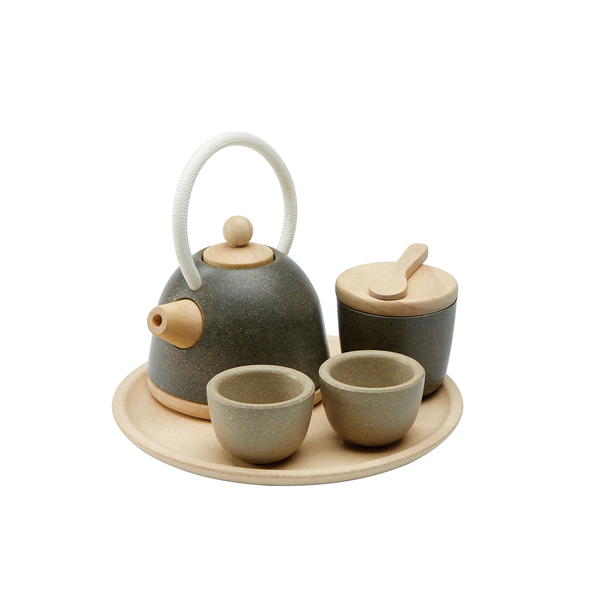 Classic Tea Set<br> Plan Toys