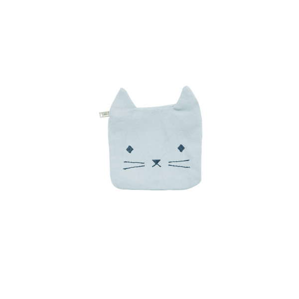 Coin Pouch Cuddly Cat <br>Fabelab
