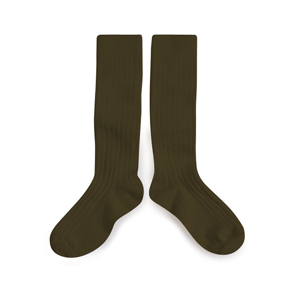 Collegien Knee Socks - Cactus