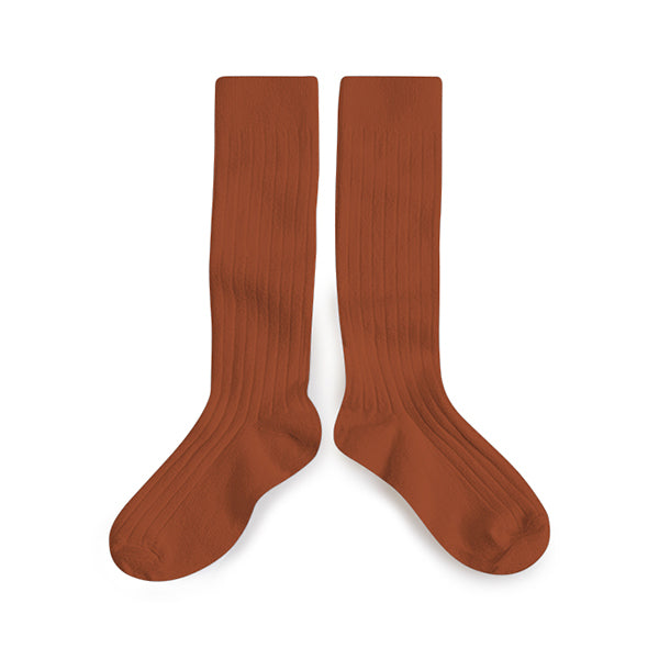 Collegien Knee Socks - Spice