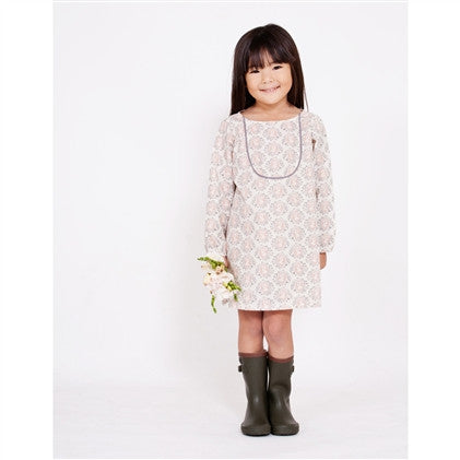 cameo bib dress