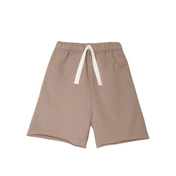 French Terry Culotte Pant