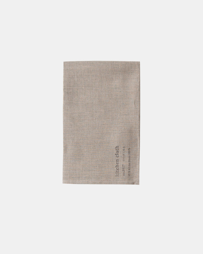 Kitchen Cloth - natural flax <br>Fog Linen
