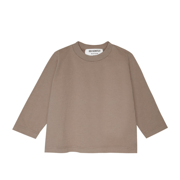 Long Sleeve Solid Tee