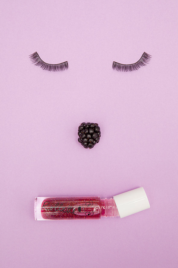 Blackberry Lip Gloss <br>Nailmatic