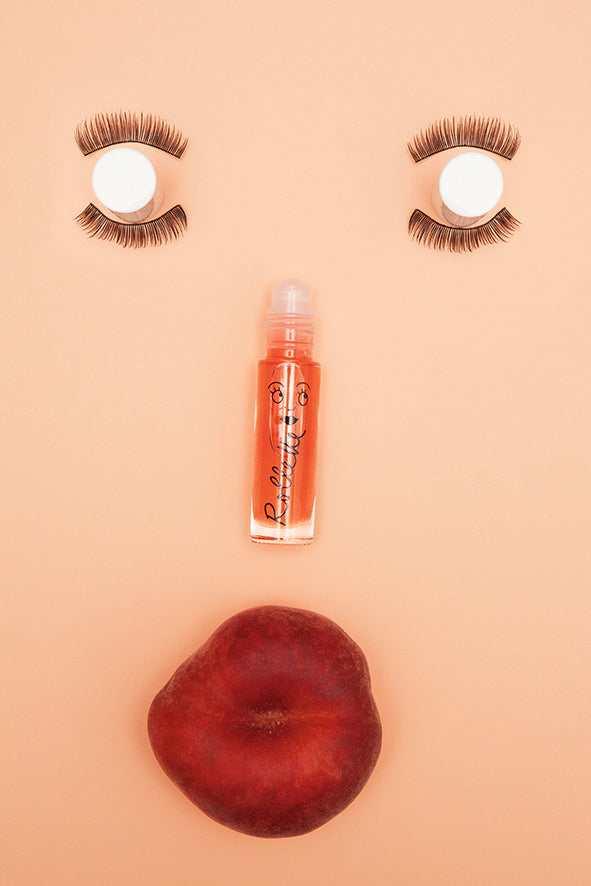 Peach Rollette - Lip Gloss <br>Nailmatic