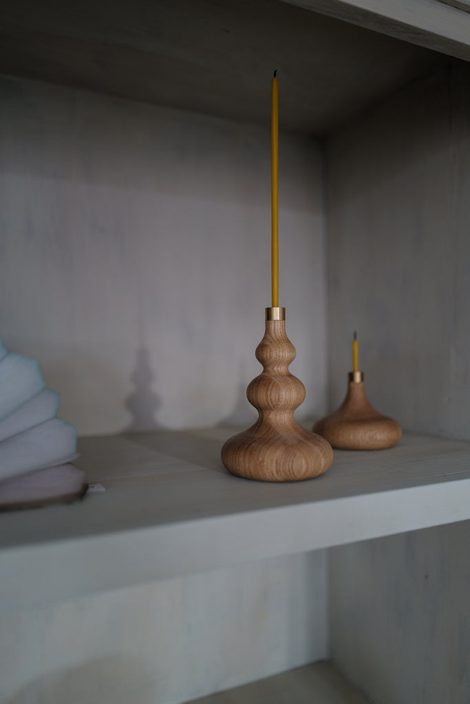 Tree Oak Candle Holder <br>Ovo Things