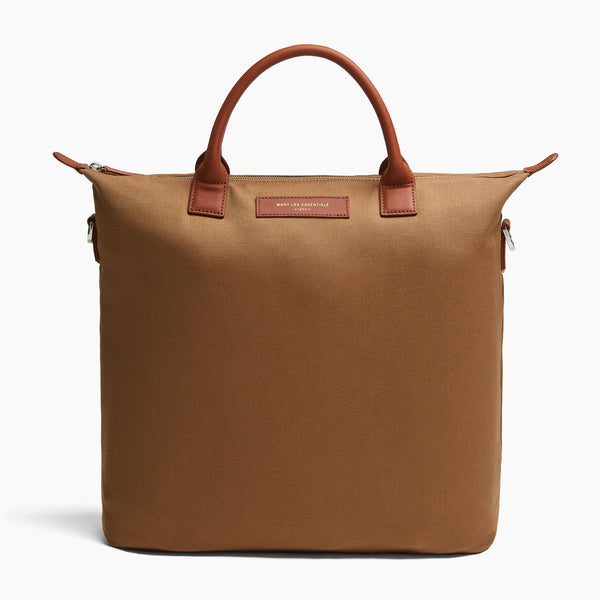 Ohare Tote - Beige / Cognac<br> by Want Les Essentiels