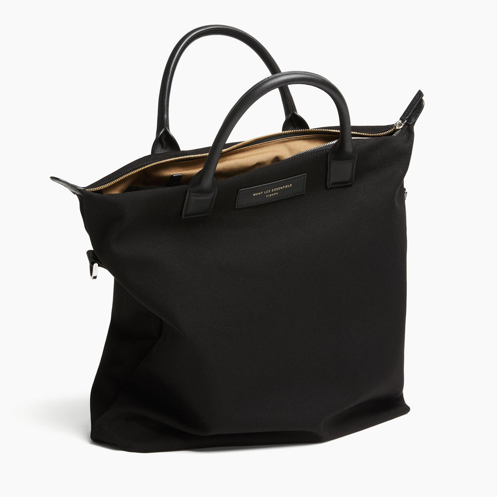 Ohare Tote - Black<br> by Want Les Essentiels