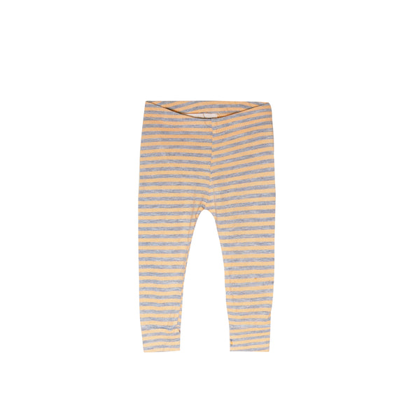 Stripe pencil pant - mango