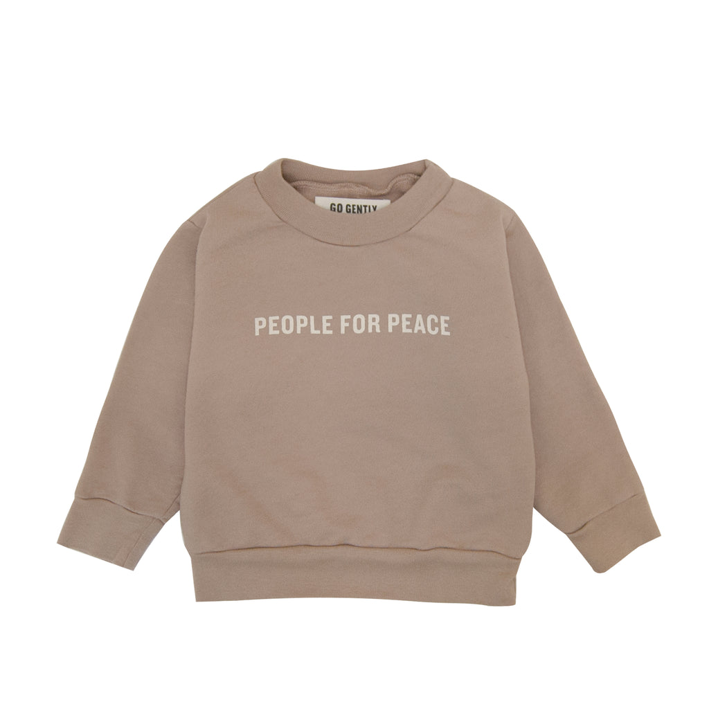 Baby Crewneck - People For Peace