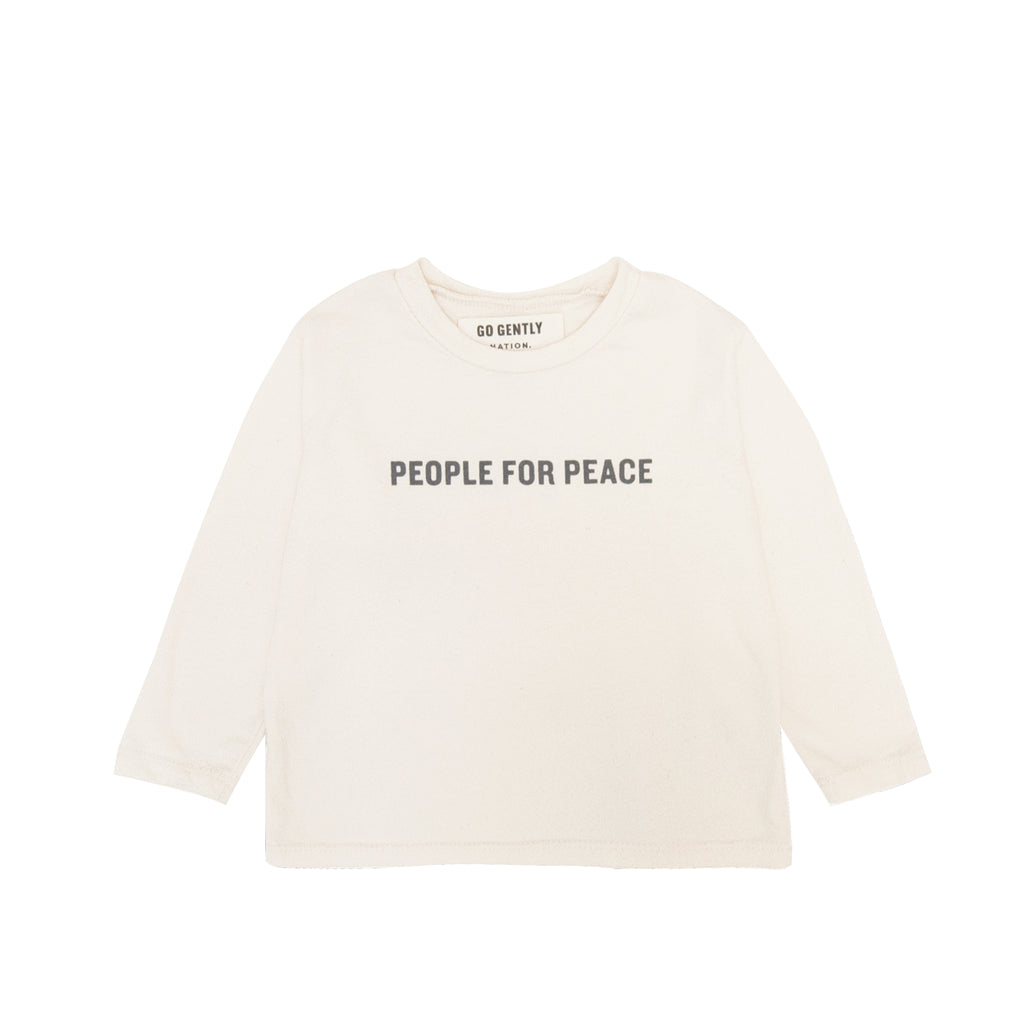 People For Peace Tee