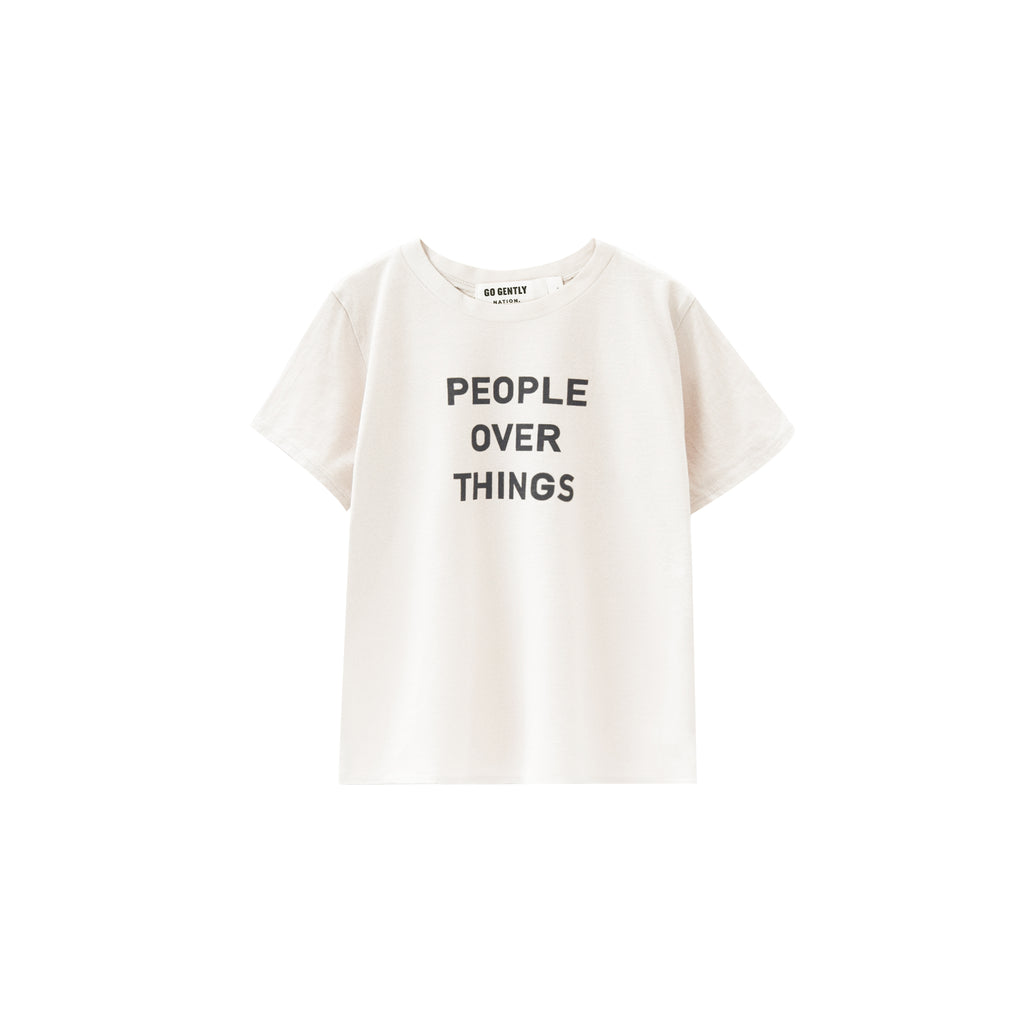 People Over Things Tee