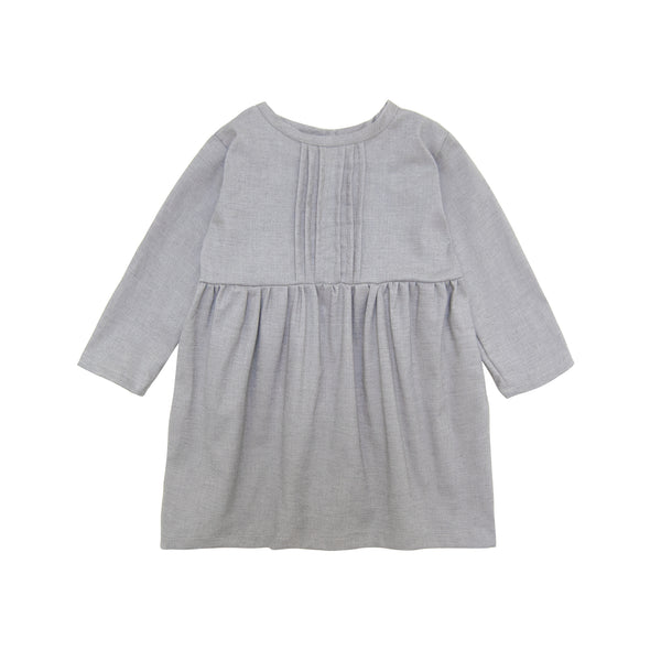 Pleated Prairie Dress