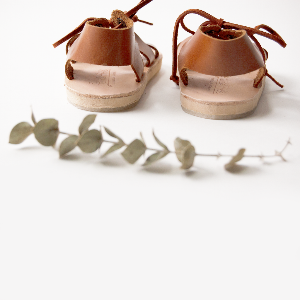 Poppy Sandals <br> Little Folk Shoes