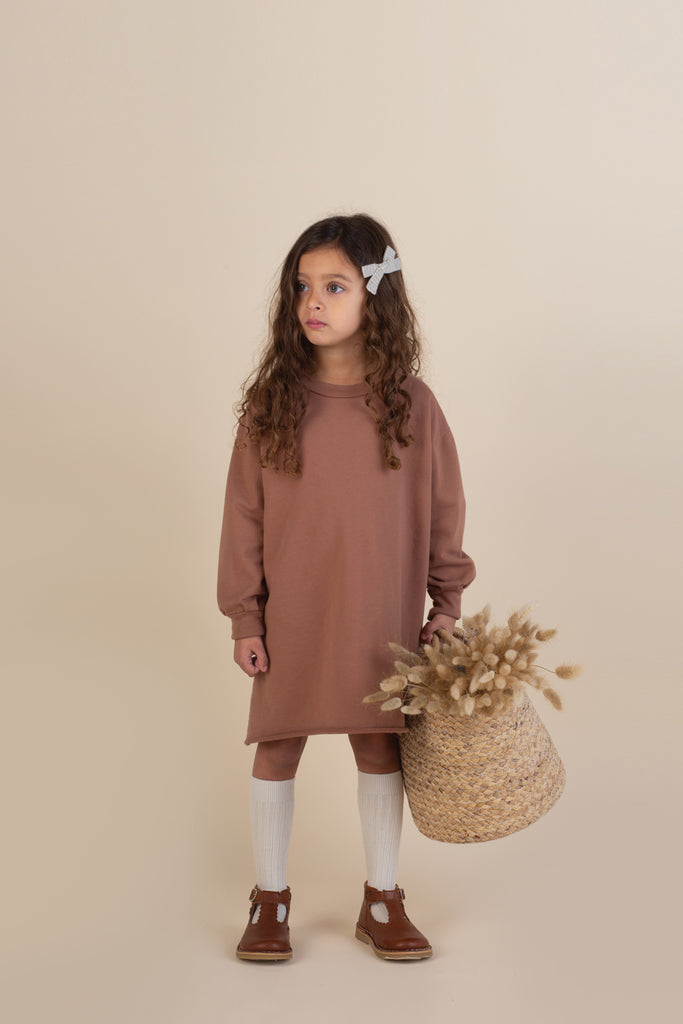 Puff Sleeve Dress
