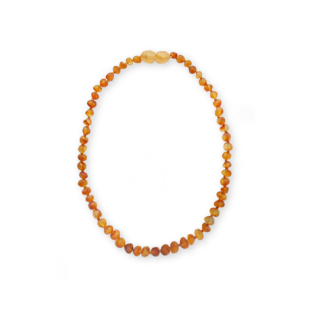 Raw Baltic Amber Necklace <br> Baltic Essentials