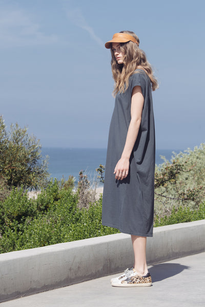 jersey scoop dress
