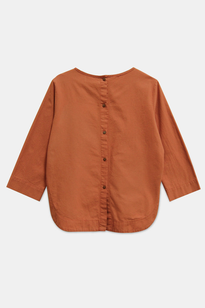 Scoop Blouse