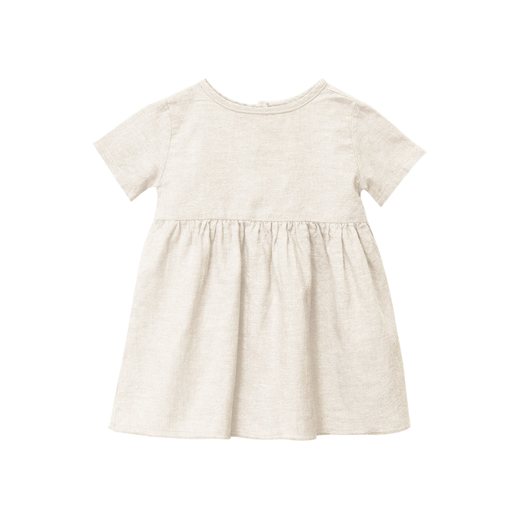 Short Sleeve Prairie Dress