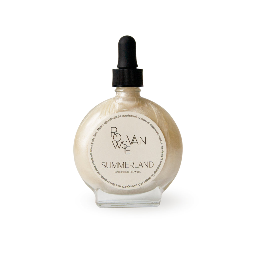 SUMMERLAND Nourishing Glow Oil <br>by ROWSIE VAIN