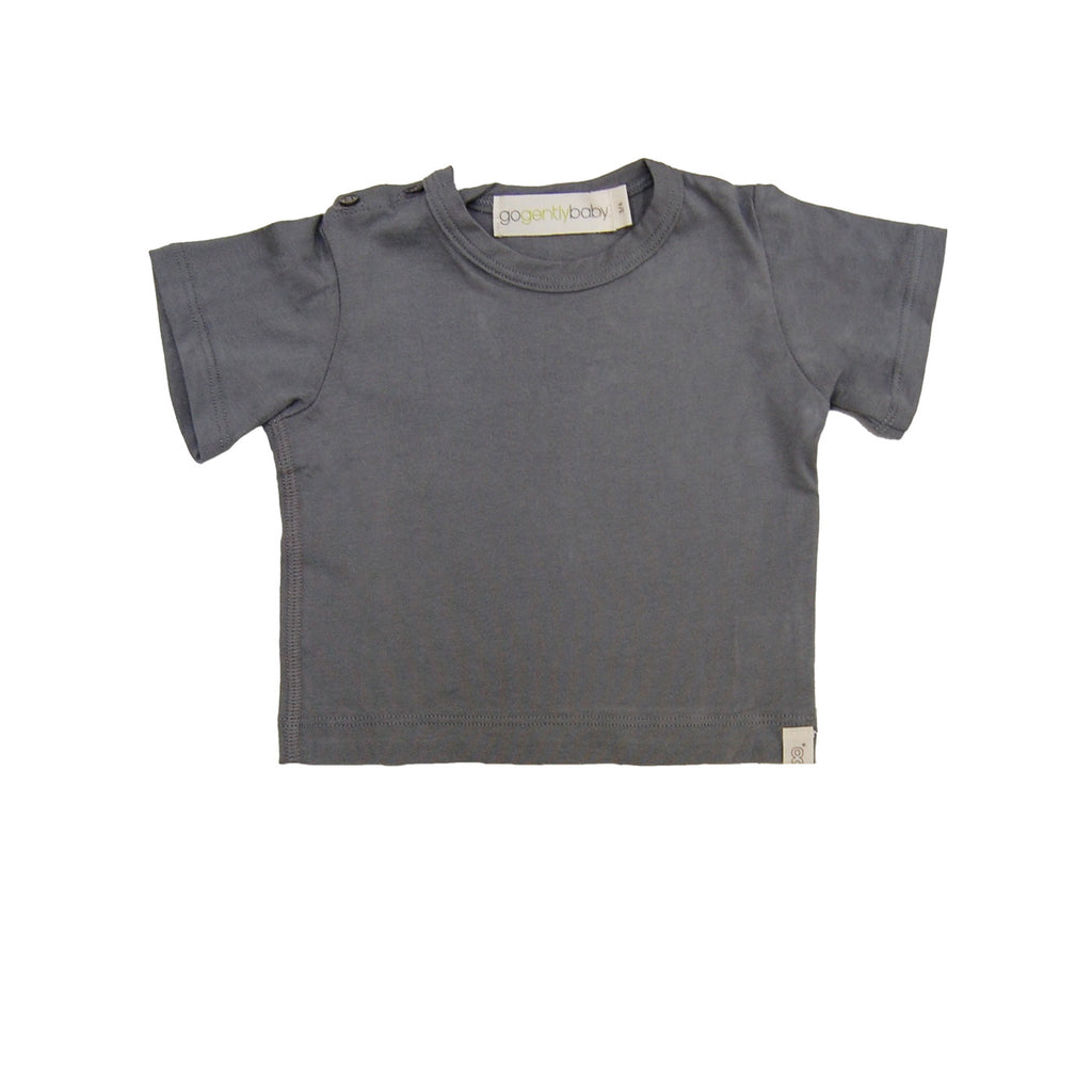 two button tee