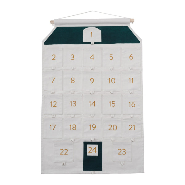 Holiday Wall calendar <br> Fabelab