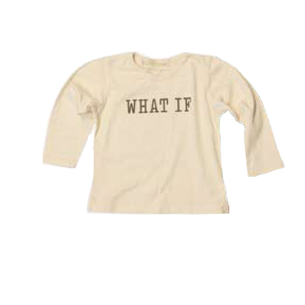 """What If"" Tee"