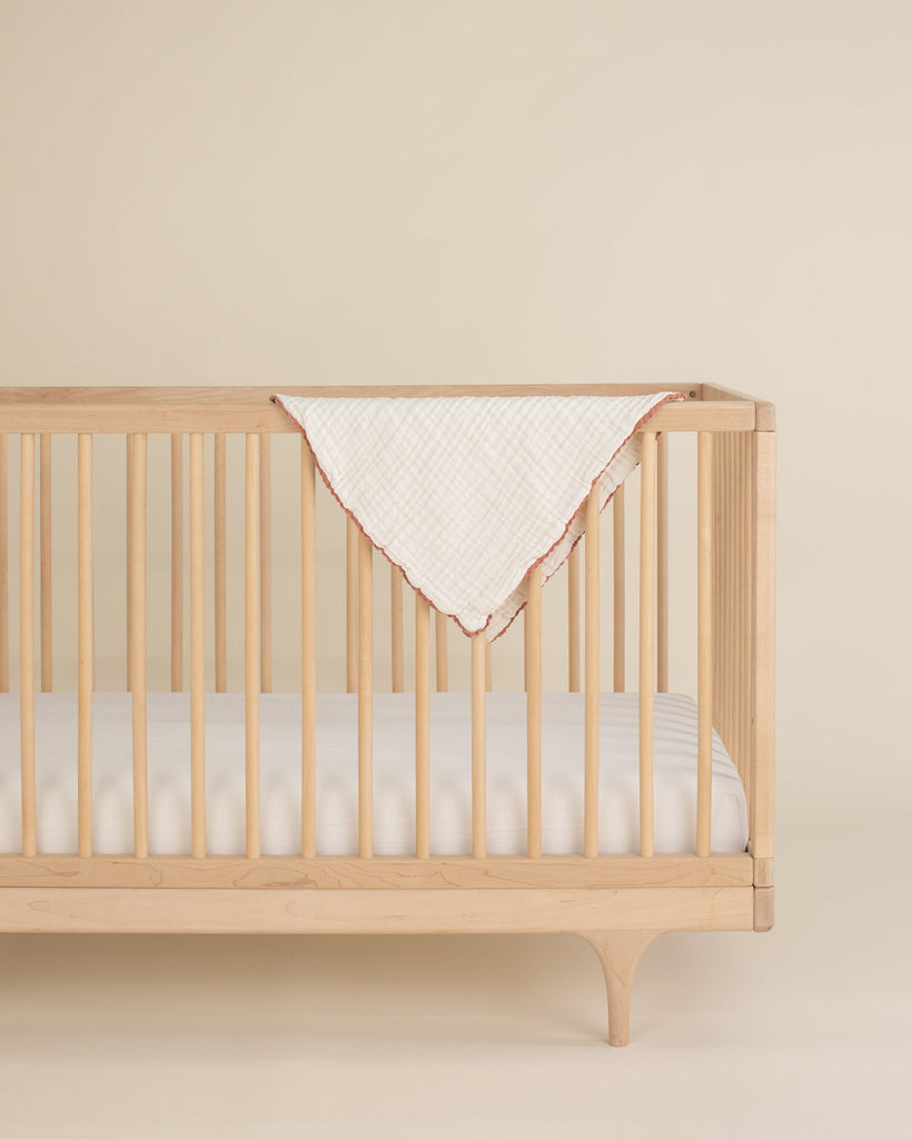 Lace baby blanket / mini size - root<br>Willaby
