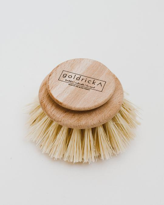 Wooden Dish Brush | Replacement Head