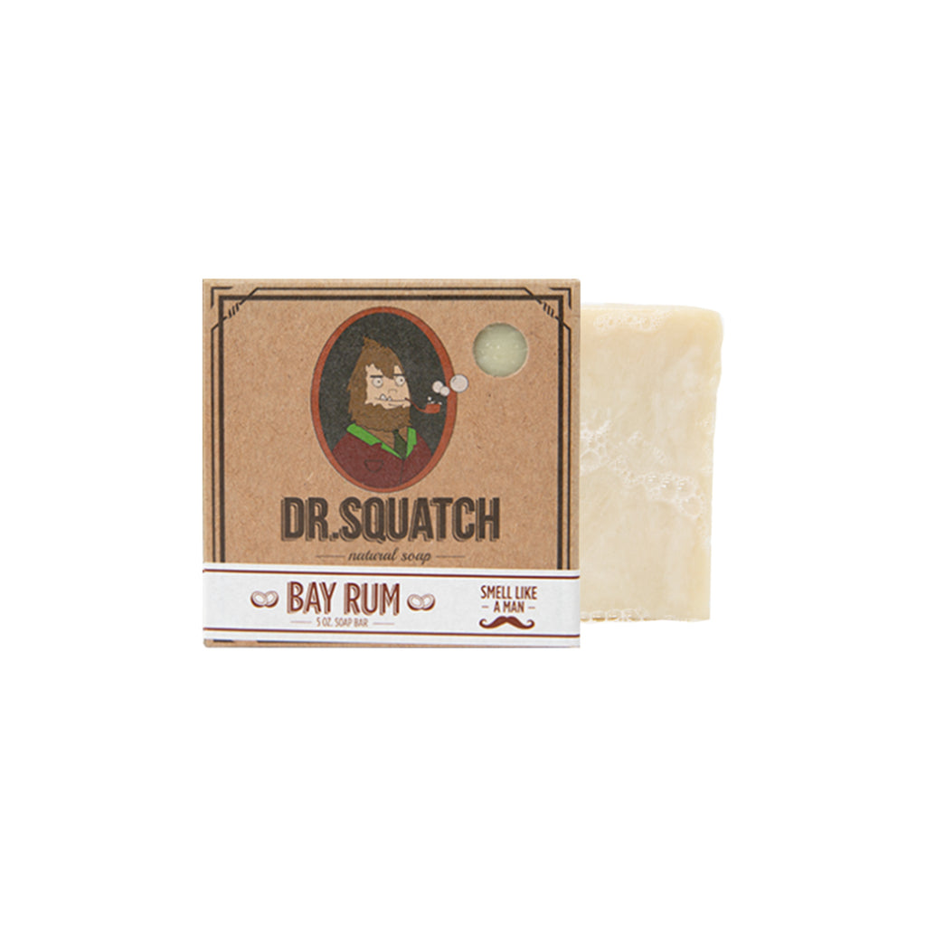 Bay Rum Soap -  Dr. Squatch