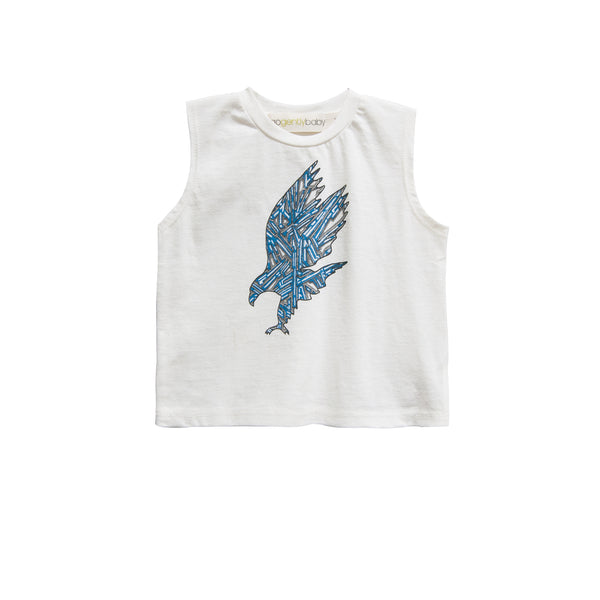 Eagle Screen Muscle Tee